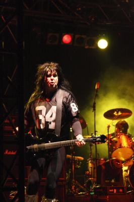 WASP live2