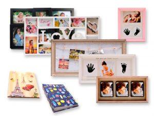 рамки и албуми за снимки